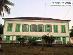 1875/Maravilhosa fazenda de 320 ha com magnifica sede centenária