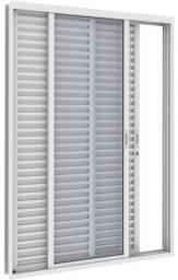 Porta Balcao 120x215 com vidro Temperado Direto da Fabrica