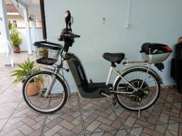 Bicicleta elétrica 2013