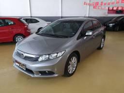 Honda Civic LXS 1.8 2014 Flex