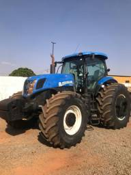 Trator New Holland T7.245 - 4x4 - 2015