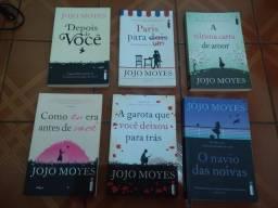 Coleção de livros Jojo Moyes