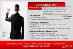 Vendedor PAP (Telecom)