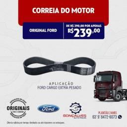 CORREIA DO MOTOR ORIGINAL FORD