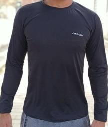 Camisa Unissex Térmica Proteção Uv Solar Radar Fator 50 Praia e Piscina!