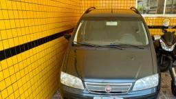 Fiat Idea,ano 2010 completo. Troco em moto