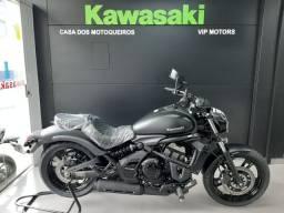 Kawasaki Vulcan S 650 Abs Preta 2020