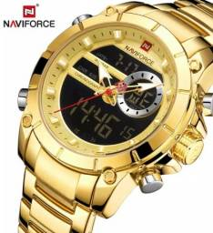 Relegio Masculino Naviforce 9163 de Luxo=~=