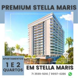 Título do anúncio: Super Oportunidade - Premium Stella Maris - 1/4 com suíte e varanda