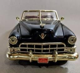 Título do anúncio: Miniat 1:18 R.l.cadillac Coupe De Ville 1949 Banco De Couro