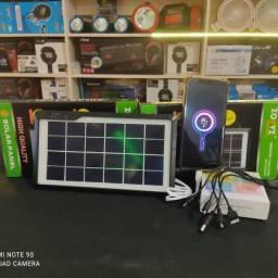 Título do anúncio: Placa solar carrega celular e eletrônico até 6 volt