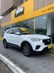 Título do anúncio: CRETA 2018/2019 1.6 16V FLEX ATTITUDE AUTOMÁTICO