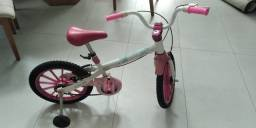 Título do anúncio: Bicicleta infantil aro 16 Caloi