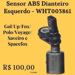 Sensor ABS Dianteiro Esquerdo - WHT003861 (Gol/Up/Fox/Polo/Voyage/Saveiro e Spacefox)