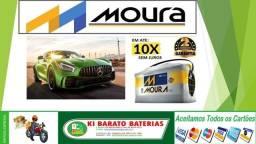 Título do anúncio: bateria e baterias de carro de 40ah a 220ah, Ki Barato Baterias