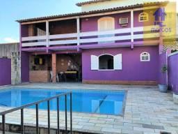 Casa em Condomínio para Venda em São Pedro da Aldeia, Campo Redondo, 3 dormitórios, 2 suít