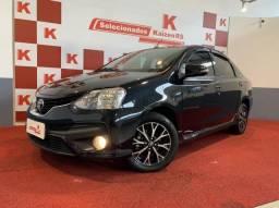 Toyota ETIOS ETIOS PLATINUM Sed. 1.5 Flex 16V 4p Aut.