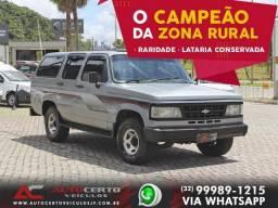 Chevrolet D-20 CD Lx S4TTro.PlusLx 3.94.0 TDies 1993/1993 - Melhor Opção na Zona Rural
