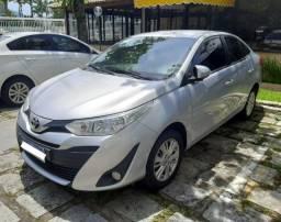 Título do anúncio: Toyota Yaris Sedan 1.5 XL Plus Automático Troco-Financio