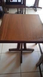 Título do anúncio: Cadeira e mesas