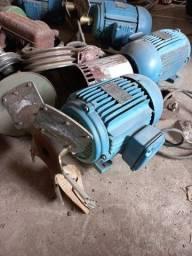 Título do anúncio: Motor elétrico 3cv (ver desc.)