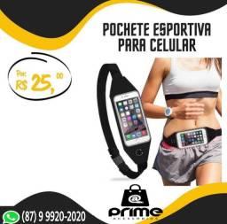 Bracelete ou Pochete Fitness - A partir de 19,99