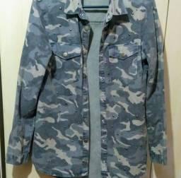 Jaqueta militar importada PP