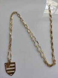 Título do anúncio: Cordão de ouro masculino