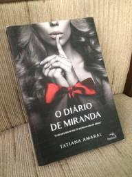 Livro: O diário de Miranda