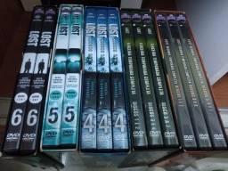 Vendo  coleção de DVDs do filme Lost
