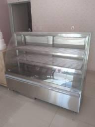 Título do anúncio: Balcão refrigerado/padaria, lanchonete,bar