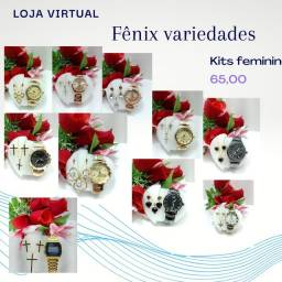 Título do anúncio: kit feminino ENTREGA GRÁTIS