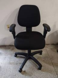 Título do anúncio: Cadeira de escritório do tipo digitador com 4 regulagens