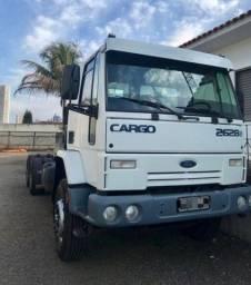 Título do anúncio: Ford cargo 2628e 6x4