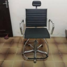 Título do anúncio: Cadeira de cabelereiro