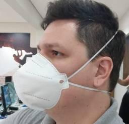 Máscara/respirador N95/PFF2