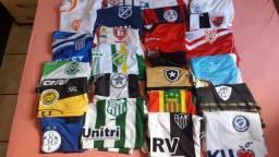 Coleção de camisa de time
