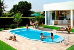 Título do anúncio: Piscina de Fibra Splash | iGUi - 5.0 x 2.50 x 1.40m - R$ 2.800 + 12x R$ 1.068 no cartão
