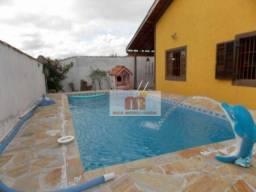 Título do anúncio: Casa com 3 dormitórios à venda, 120 m² por R$ 420.000,00 - Jardim Mar E Sol - Peruíbe/SP