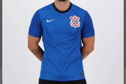 Camisa Nike Goleiro Sport Club Corinthians Paulista (tamanho M)