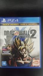 Dragon ball XenoVerse 2 jogo ps4