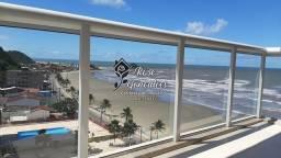 Título do anúncio: Apartamento a venda em Praia do Sonho, com 84m² , 2 dormitórios e varanda gourmet. R$450 m