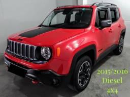 Título do anúncio: Jeep Renegade 2.0 16v Turbo Diesel Trailhawk 4p 4x4 Automático<br><br>
