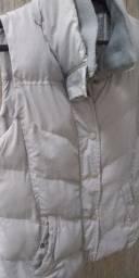 Colete nylon semi novo tamanho m