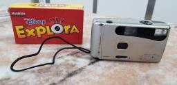 Título do anúncio: Compact Câmera Disney Explora de 1999