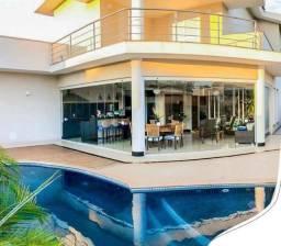 Título do anúncio: Casa de condomínio para venda possui 397 metros quadrados com 4 quartos