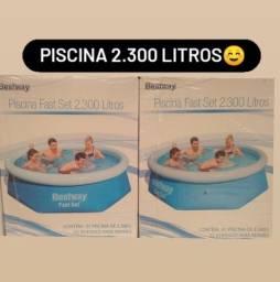 Título do anúncio: Piscinas 2.300 litros 3.638 litros @m.j.store_