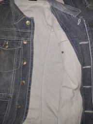 Título do anúncio: Jaqueta Jeans cinza