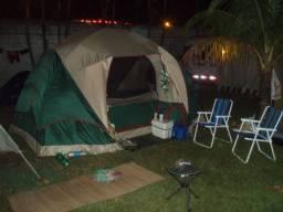 Barraca Camping iglu família, piso 3.65x2.74xalt 1,93 m
