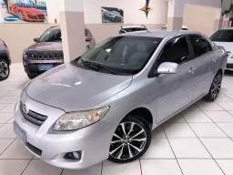 Título do anúncio: Toyota COROLLA SEDAN XEi 1.8 16v(Flex) A/G 4p